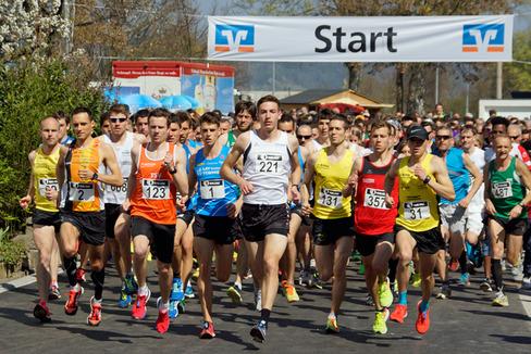 Anmeldefrist für Laufveranstaltungen 2021 bis zum 30.11.2020 verlängert