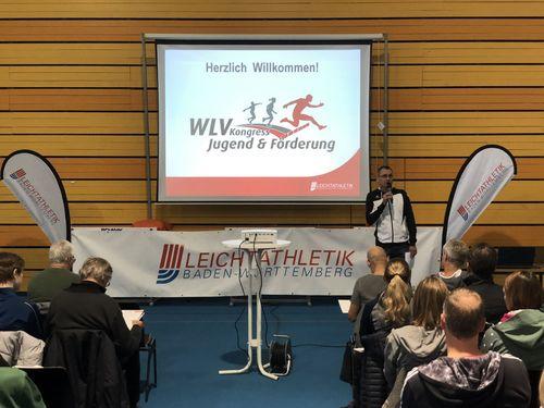 """""""Von der KiLA zum Grundlagentraining"""" beim WLV Kongress Jugend & Förderung"""
