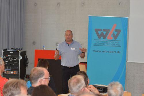 WLV Kongress Bewegung & Gesundheit mit vielen neuen Ideen für die Praxis