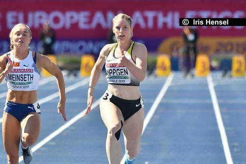 Olympia-Aus für Lisa Nippgen