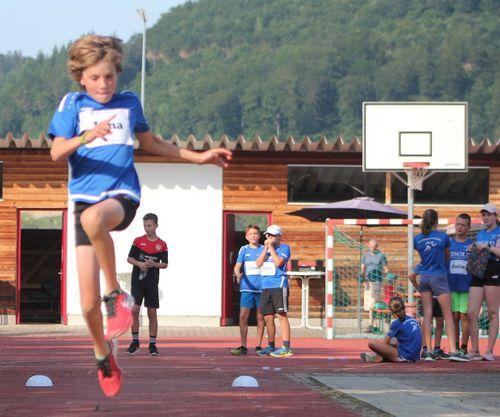 Fast 1.200 VR-Talentiade Speed Kids begeistert dabei