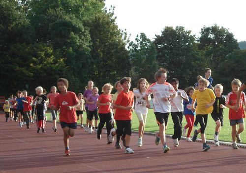 WLV-Kids-Marathon: Neue Laufaktion für Kinder