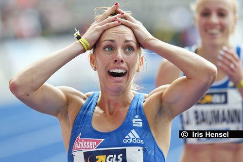 #TrueAthletes – TrueTalk: Carolina Krafzik und ihr Umweg in den Spitzensport